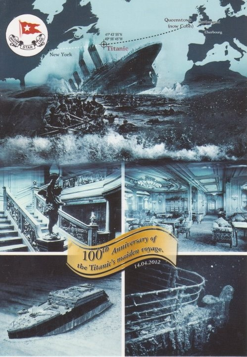 an overview of rms titanic and its tragic maiden voyage Titanic anniversary performance - april 15, 2018 as the rms titanic embarked on its maiden voyage, the sound of ragtime was heard throughout the ship.