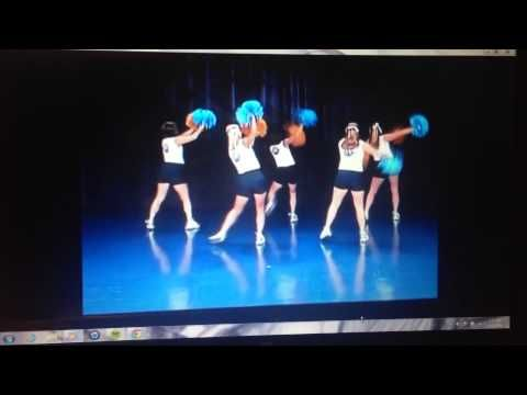 Mony Mony UCA Cheer Dance. - YouTube