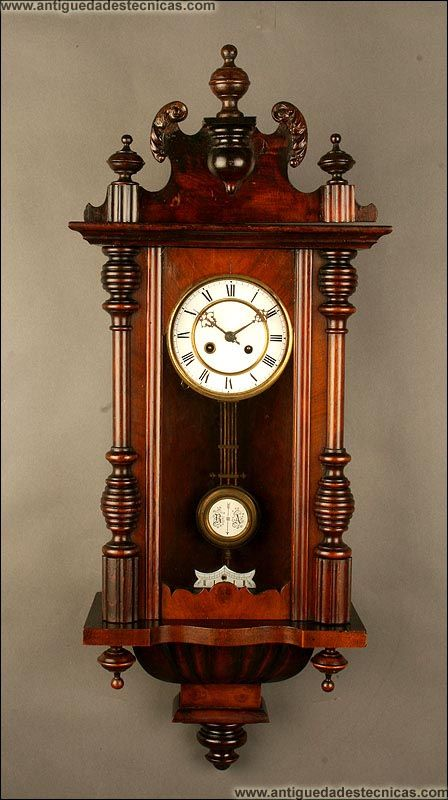 M s de 1000 ideas sobre reloj de madera en pinterest - Relojes para decorar paredes ...