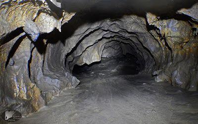 Gouva Mare cave, Matsouki, south Pindus, Greece
