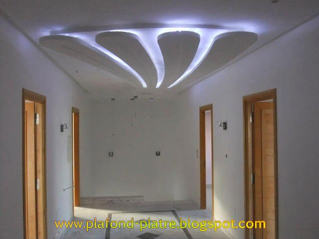 58 best images about faux plafond on pinterest models for Decoration placoplatre