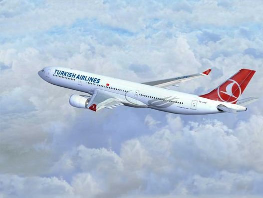 Turkish Airlines launches direct flights from the Middle East and Germany to key destinations in Turkey