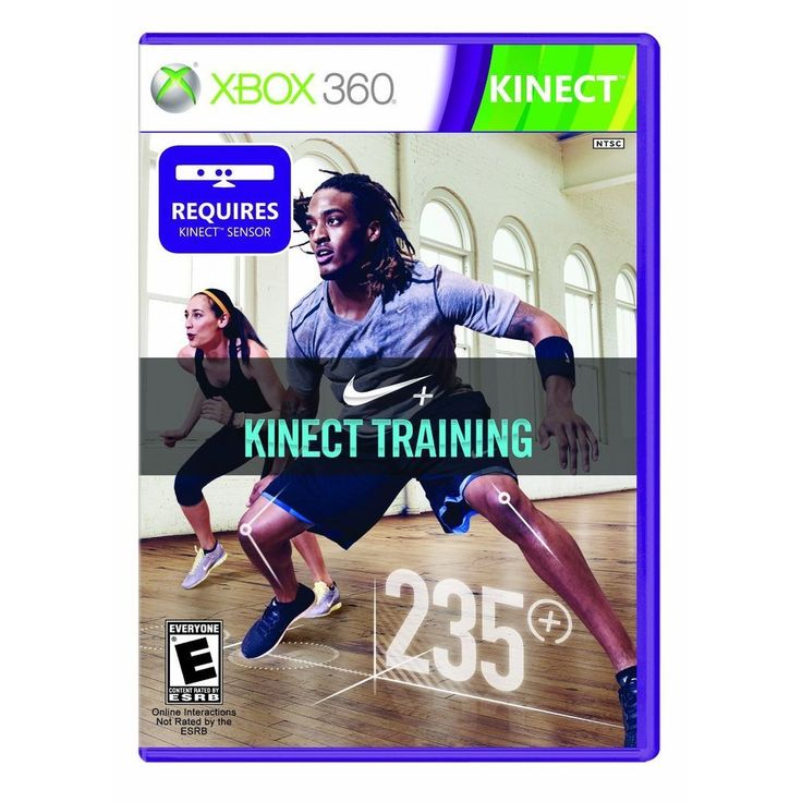 nike + kinect training  Microsoft Xbox 360  2012  free shipping  #NORELCO