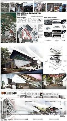 architectural sheet presentation samples - Google Search
