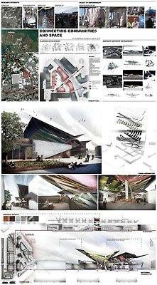 architectural sheet presentation samples - Google Search