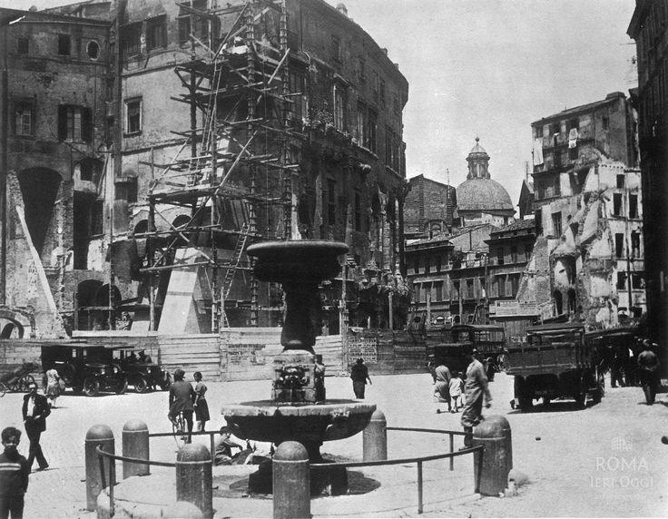 Piazza Montanara (1929)