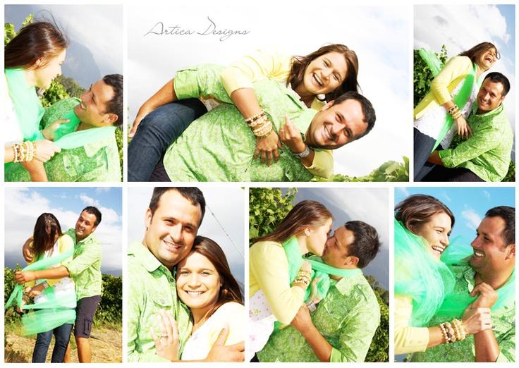Cobus & Elaine couple shoot
