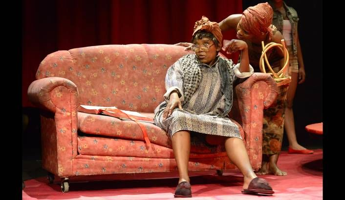 You may have seen 12 Years a Slave and Long Walk to Freedom, but before you give up on historical dramas, make a stop at the Market theatre for one last gem, writes LESLEY STONES.