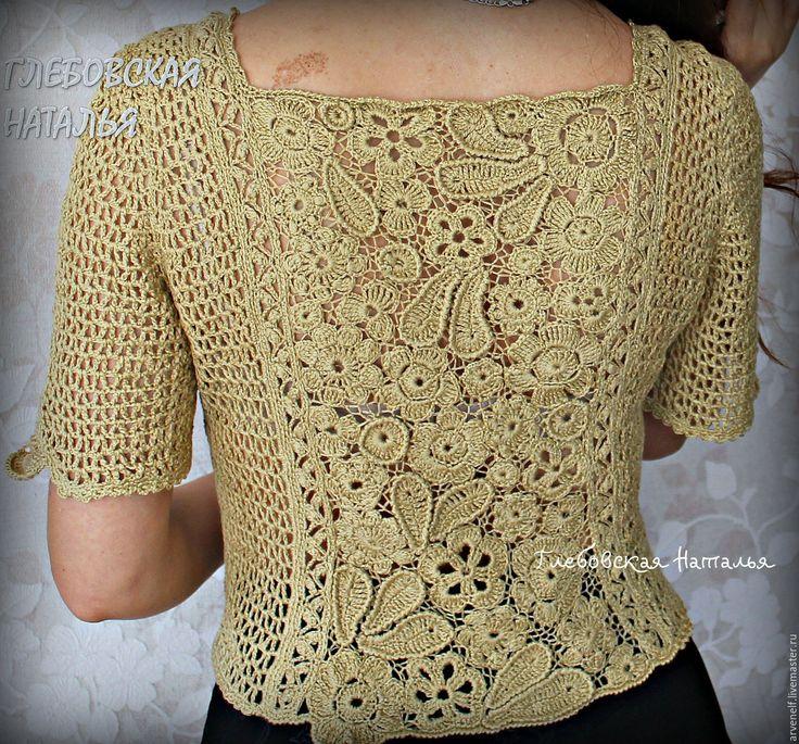 golden crochet