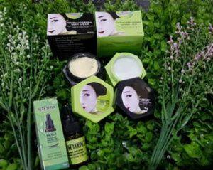 cream pemutih wajah alami