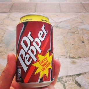 The glory that is Dr. Pepper. | 45 Things Texas Has Every Right To Brag About
