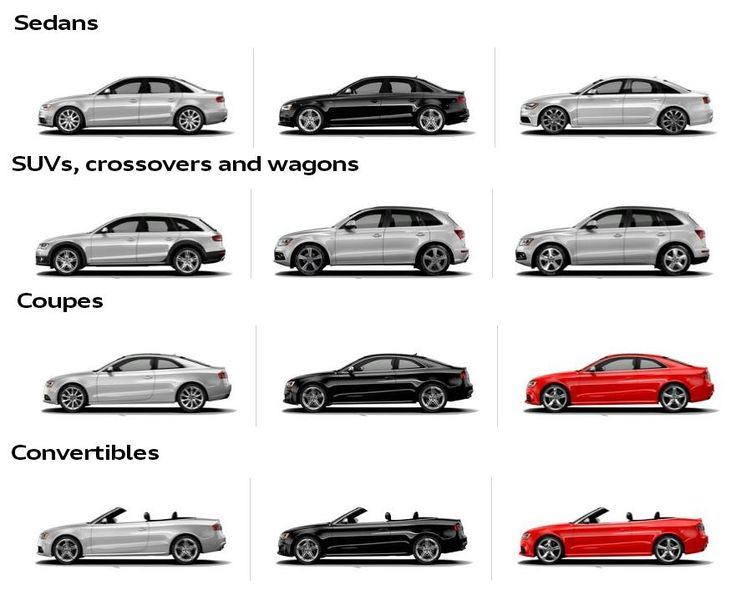 Different Body types of cars httpwwwautoinfozcomcar