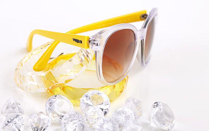 Egypt - Vogue Eyewear - مجموعات خاصة - Crystal Colors