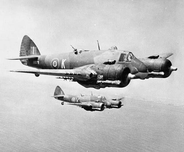 A Beaufighter Mk.VIC