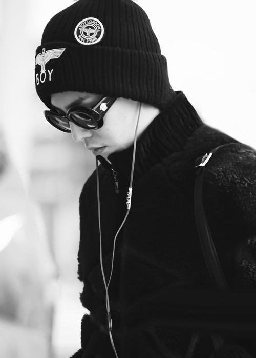G-Dragon x BIGBANG x AIRPORT #BOYLONDON