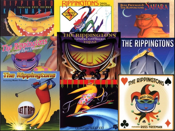 35 Best Images About 25 Years Of The Rippingtons On