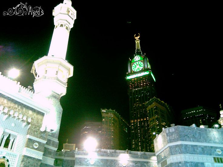 Makkah - SAOUDI ARABIA  see our blog about #Travel http://travel.online-super-store.net