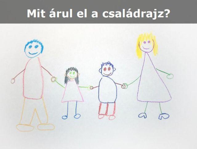 mit árul el a családrajz