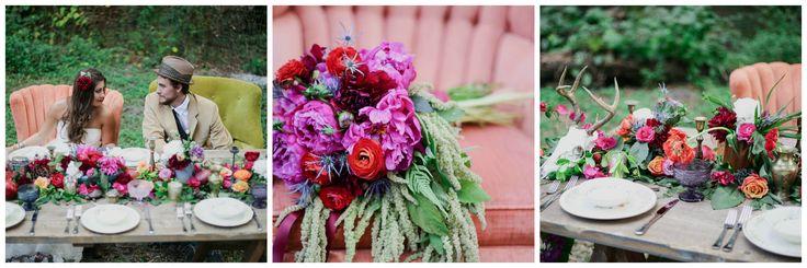 Богемный декор | Богемный шик: свадьба в стиле Бохо в ...