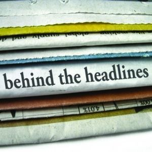 """Science Behind the Headlines events take a look at topical science issues and how they are presented in the media. All downloads are located behind the """"Downloadable Resources"""" tab."""