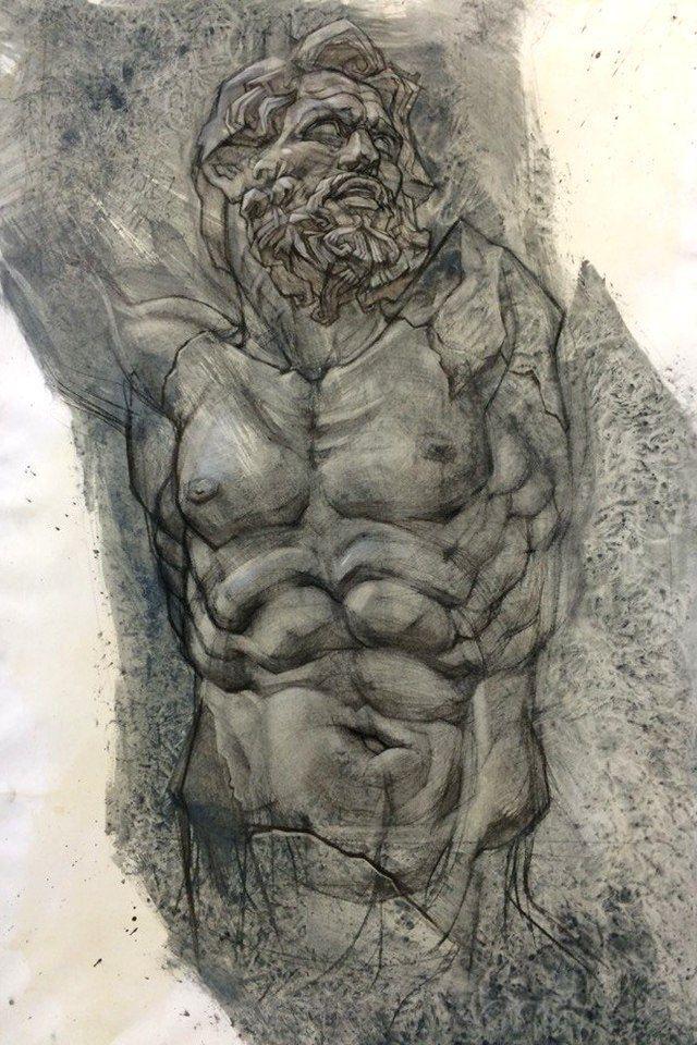 #anatomy #male #figure drawing