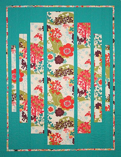 Large Fabric Panels : Images about panel quilts on pinterest quilt