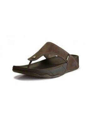 Fitflop Trakk Mens Sandals Chocolate