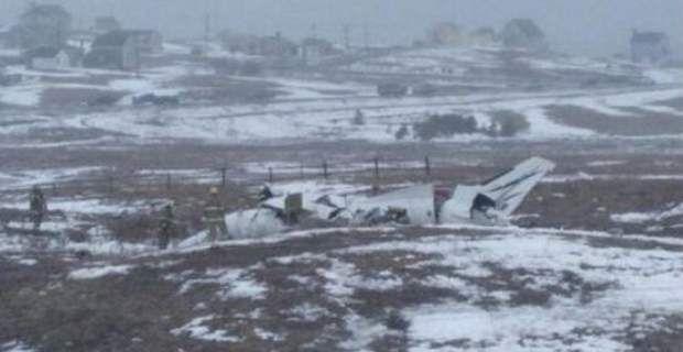 Ιδιωτικό αεροσκάφος συνετρίβη στο Κεμπέκ - Επέβαινε πρώην υπουργός του Καναδά