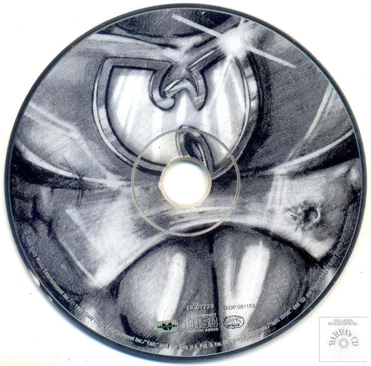 Ghostface Killah Ironman CD