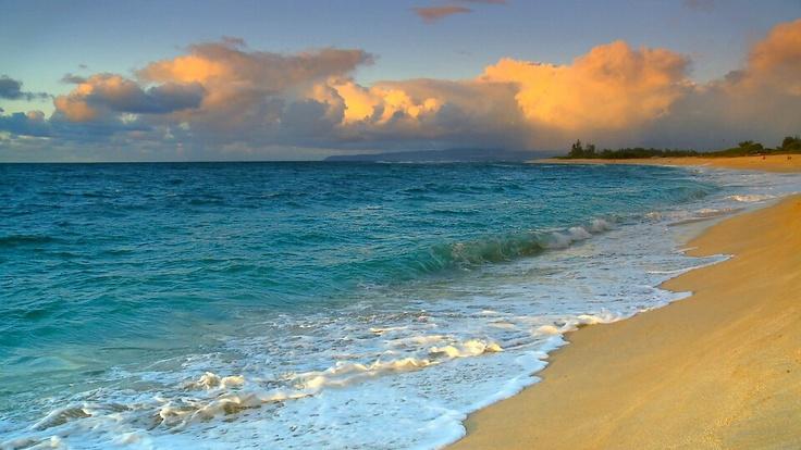 Beautiful beach scene | beaches | Pinterest | Beautiful ... - photo#1