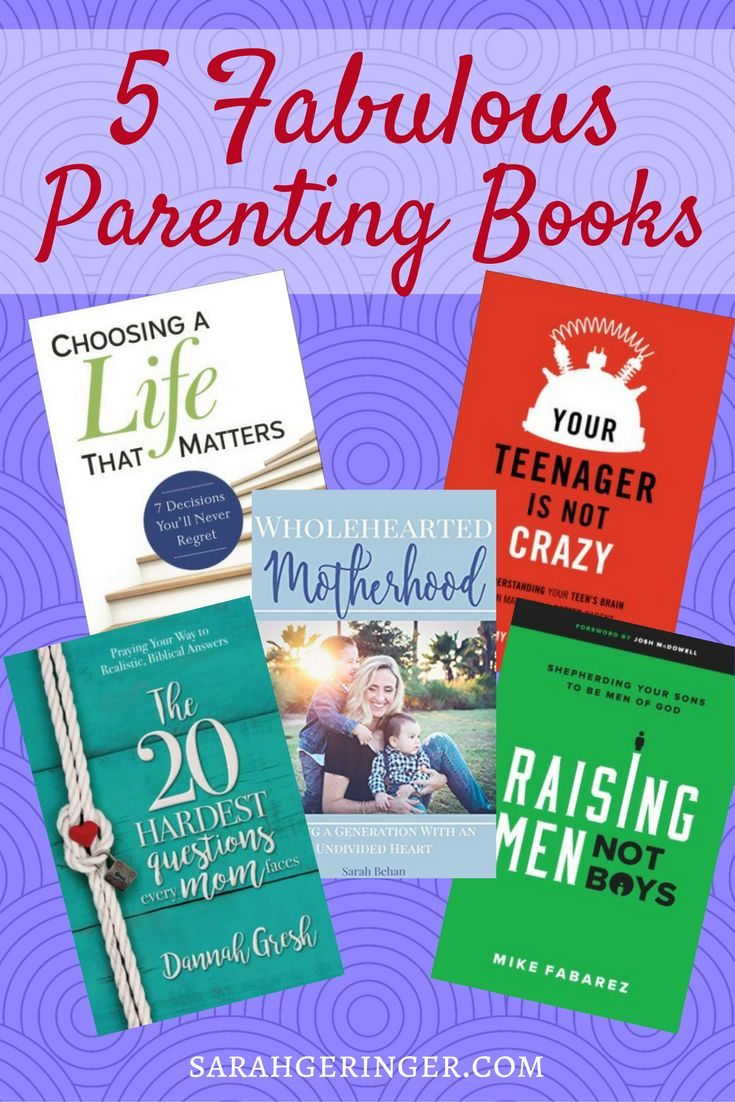 Intentional parenting in today's culture is hard, but it can be done well if you have a plan. These five books are excellent resources for parents who want to raise godly, responsible children.Together, they will help you come up with an intentional parenting plan.