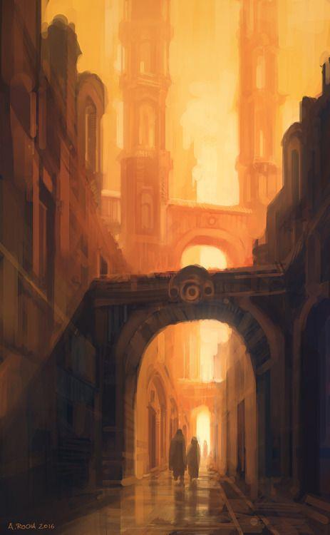 Weekly Fantasy Fix: Fantasy Art Wednesday... Oh Wait, It's Friday! | A...
