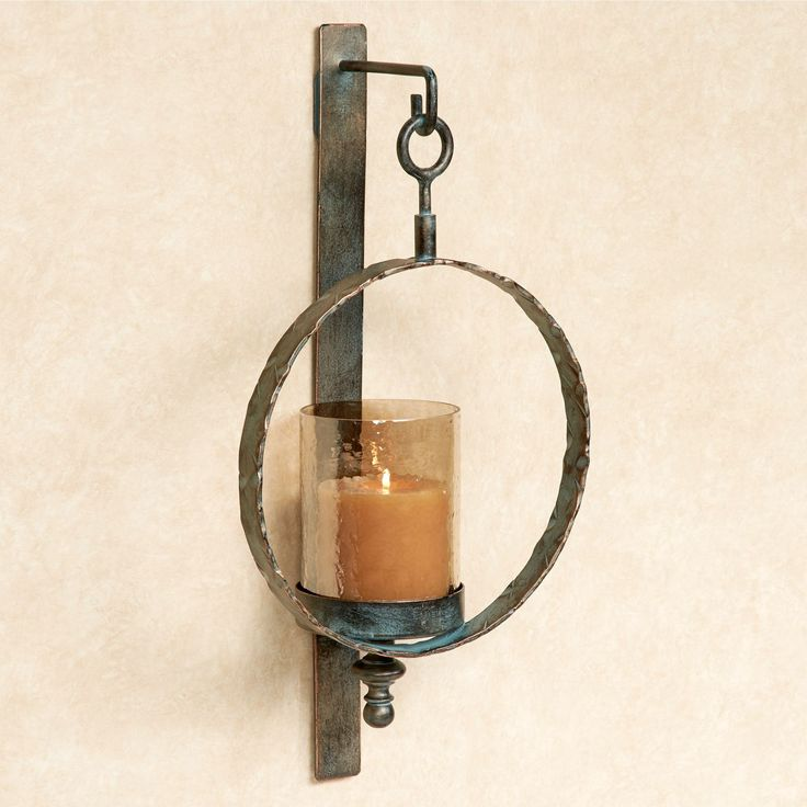 acadiah hurricane metal wall sconce candle wall sconces on wall sconces id=81028