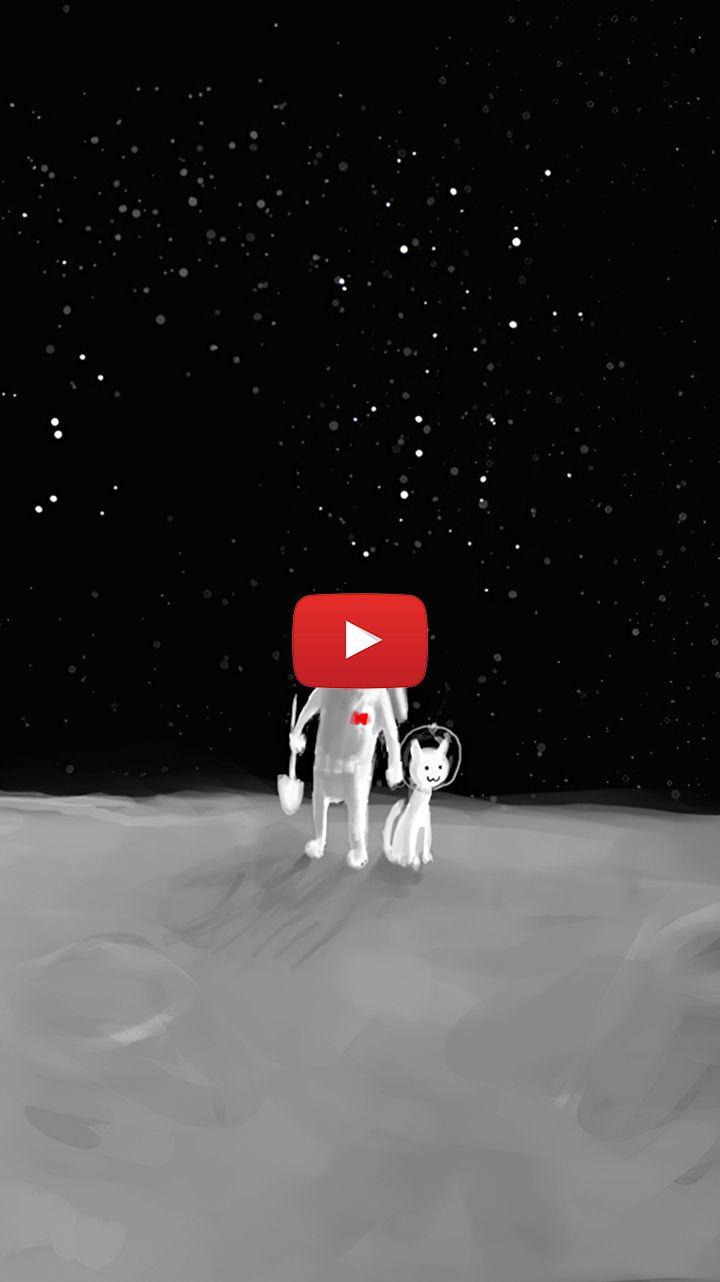 Space Dog Wallpaper Spaceman Cartoon Wallpaper Cute Spaceman Drawing Space Dog Aesthetic Cartoon Wallpaper Space Dog Live Wallpapers