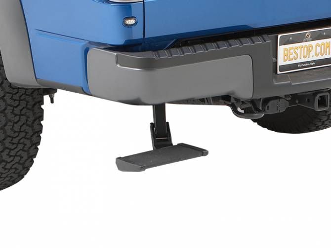 Bestop TrekStep Tailgate Step on Ford