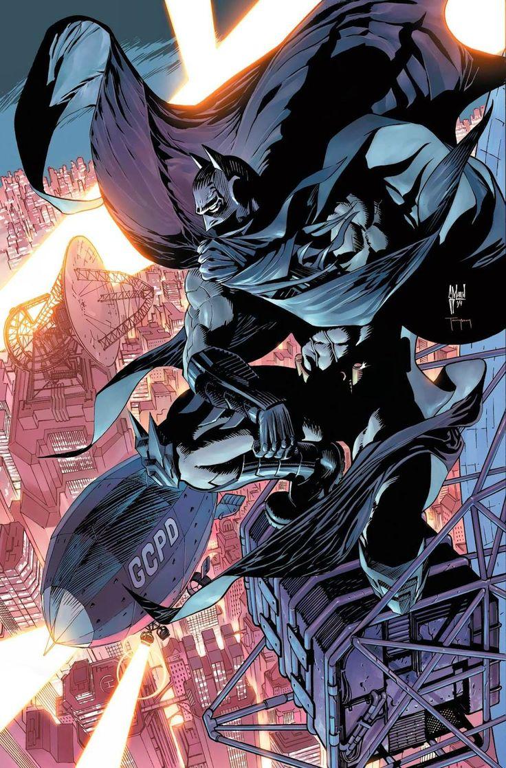 Batman Eternal #12 by Guillem March *