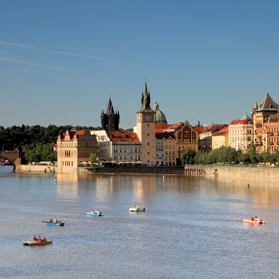 Citytrip à Prague