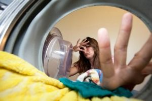 Cleaning your washing machine - what to do for specific types of cleaning (sanitize, hard water, detergent build-up, stinky washer)