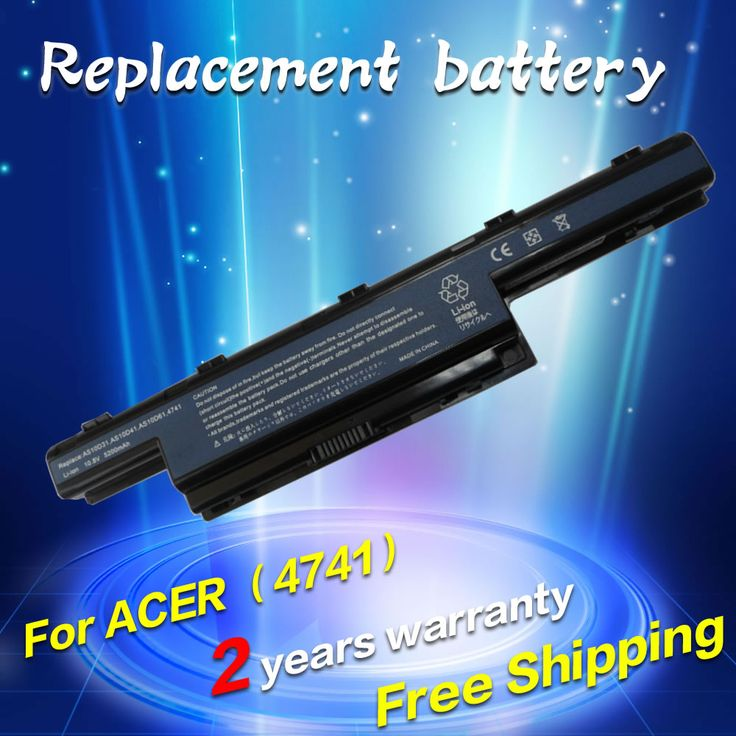 Battery For Acer Aspire 5349 5560G 5741G 5742G 5750G V3 AS10D31 AS10D41 AS10D51 AS10D61 AS10D71 AS10D73 AS10D75 AS10D81♦️ B E S T Online Marketplace - SaleVenue ♦️👉🏿 http://www.salevenue.co.uk/products/battery-for-acer-aspire-5349-5560g-5741g-5742g-5750g-v3-as10d31-as10d41-as10d51-as10d61-as10d71-as10d73-as10d75-as10d81/ US $13.85