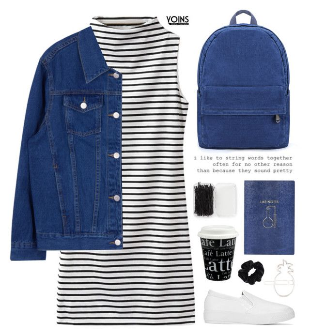 """""""yoins 16"""" by tania-maria ❤ liked on Polyvore featuring Topshop, Forever 21, Könitz, American Apparel, yoins, yoinscollection and loveyoins"""