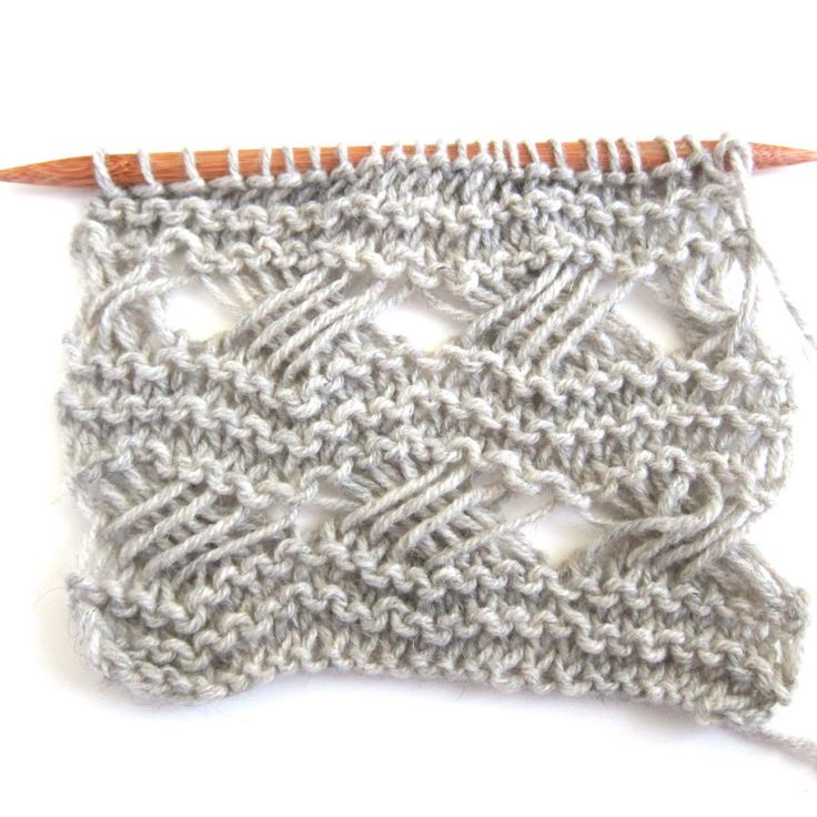 Knitting Rib Stitch For Beginners : Best images about how to knit stitch patterns