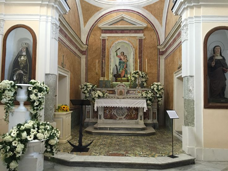 Forio Santa Maria del Soccorso (kostel záchrany)