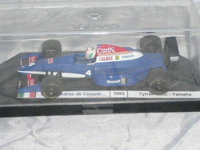 Onyx 1 43 Andrea De Cesaris 1993 Ebay Onyx Andrea