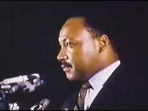 Martin Luther King Mountain Top, Freedom speech,