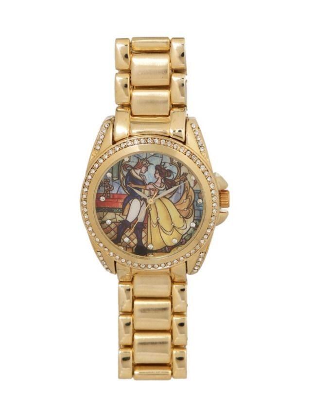 Disney Beauty And The Beast Wristwatch