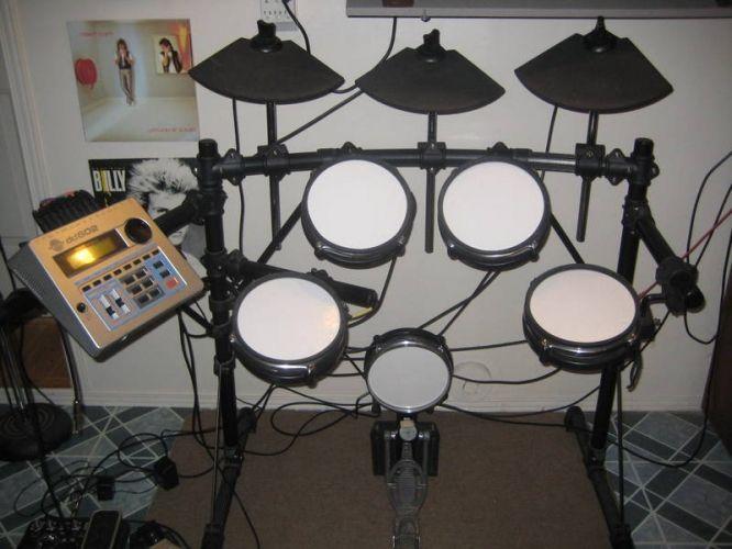 electric Drum Sets For Sale | Pintech dd602 module electronic drum set... for sale in Astorville ...