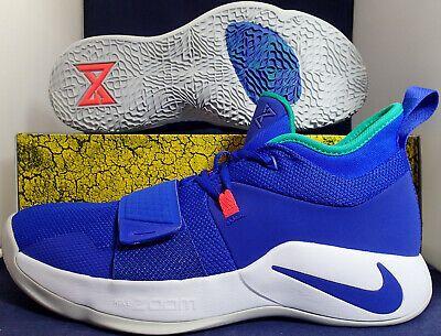 pretty nice 8c9aa c6714 Nike PG 2.5 Fortnite Blue White Paul George SZ 10.5 ( BQ8452 ...