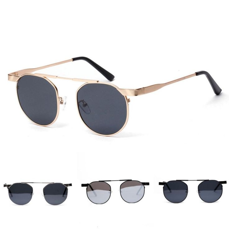 >> Click to Buy << Fashion Retro Man Women Vintage Sunglasses Eyewear Metal Frame Eyeglasses Glasses Oculos De Sol J2 #Affiliate