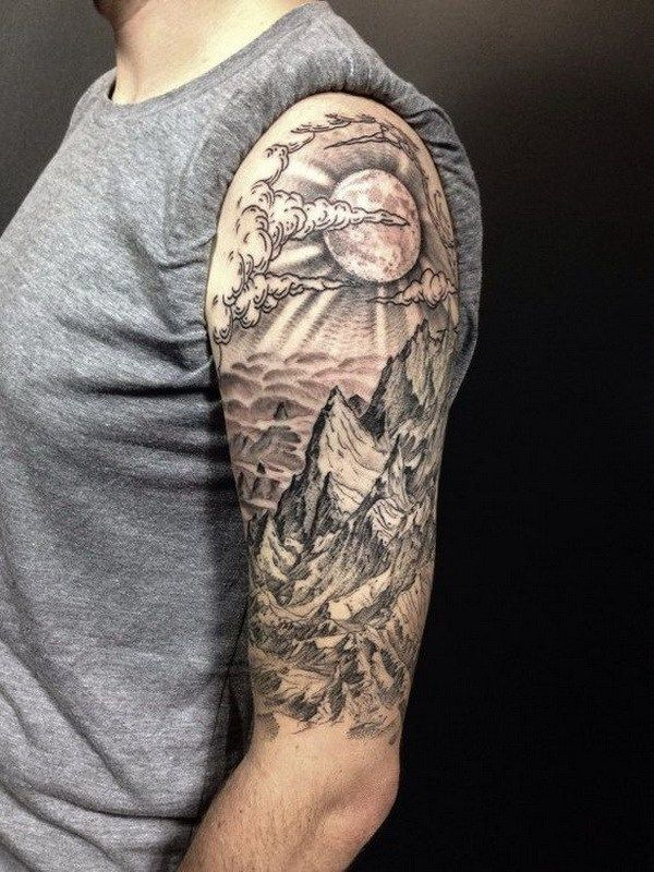30 Cool Sleeve Tattoo Designs | Tattoos | Pinterest | Tattoos ...