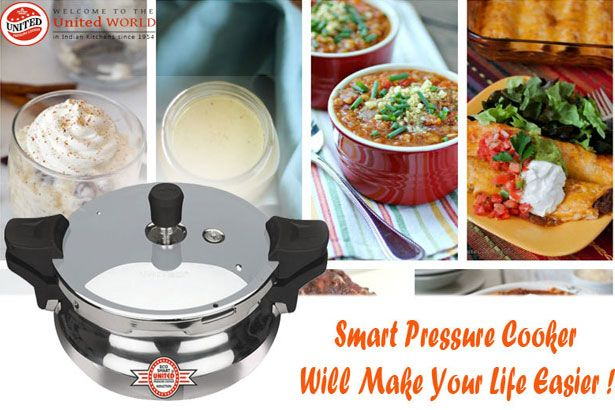 Smart Pressure cooker online shopping which reduces time but looks at the detailed reviews when buying pressure cookers online. It doesn't matter which size smart cooker you use, only quality matters.   #united_smart_cooker  #Buy_smart_cooker_online   #pressure_cooker_2_litre_price